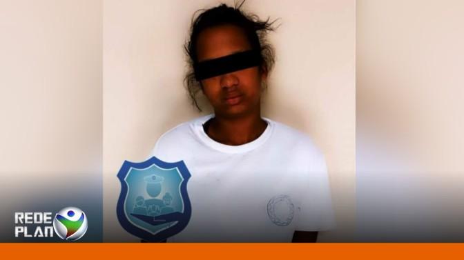 Presa mulher que teve participação no estupro de seu próprio filho, de 1 ano 8 meses | RP