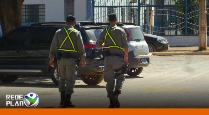 Patrulhamento a pé feito por policiais estagiando deveria ser permanente | RP