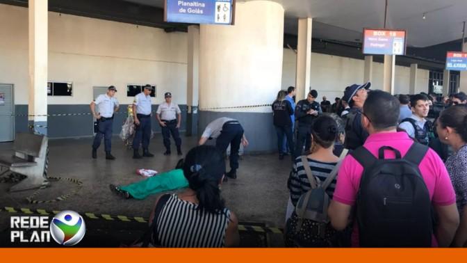 Família de Planaltina Goiás é morta na rodoviária do entorno, em Brasília | RP