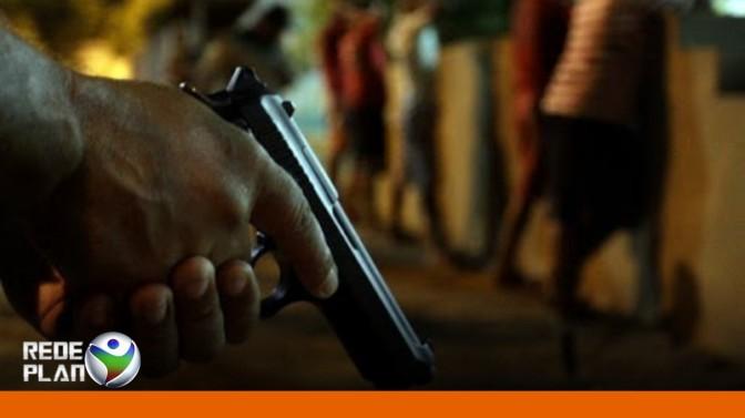 Jovem é vítima de tentativa de homicídio em Planaltina Goiás | RP