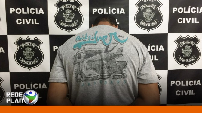 Homem é preso em flagrante pela Polícia Civil por posse ilegal de arma de fogo | RP