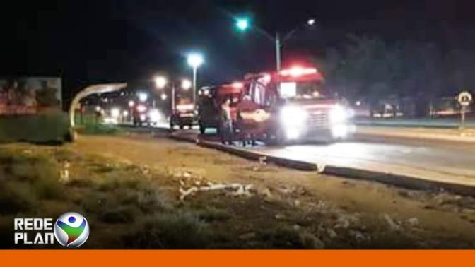 Homem morre em acidente de carro neste domingo em Planaltina-GO | RP