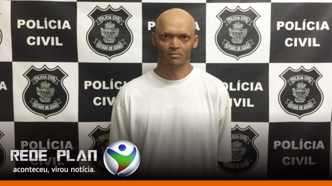 Polícia Civil de Planaltina Goiás prende homicida no Jardim das Palmeiras | RP
