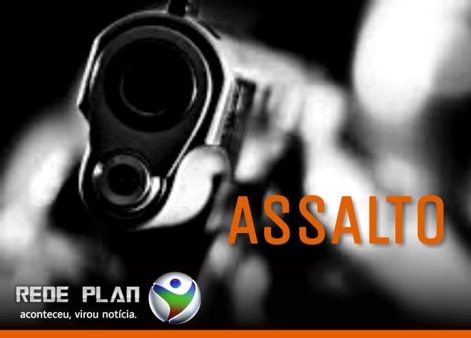 Quatro criminosos assaltam casal no setor Norte da cidade | RP