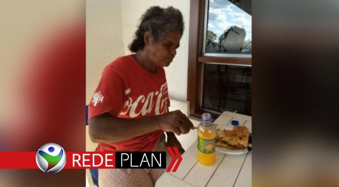 Moradora de Planaltina Goiás é encontrada em Vila Boa-GO e quer retornar pra casa   RP