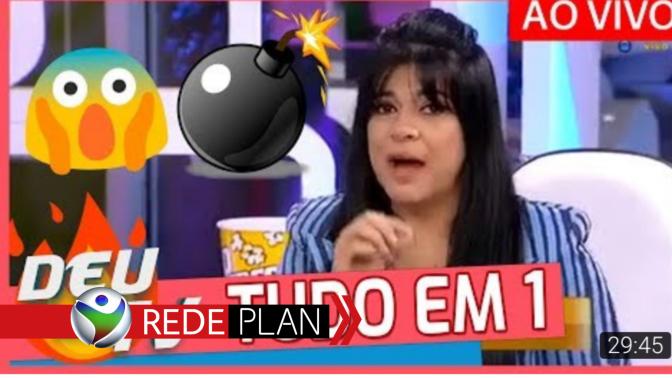 FORA DE HORA: Mara Maravilha pode deixar SBT e ir para RedeTV! | RP