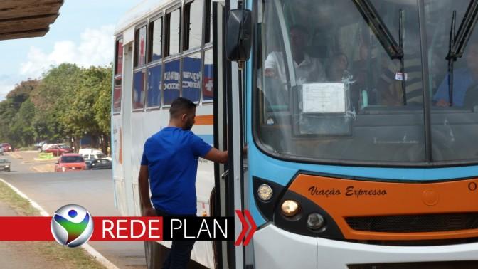 Ônibus da Viação Expresso é assaltado neste domingo (9) dentro de Planaltina Goiás | RP