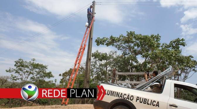Povoado da Canjica tem reivindicação atendida depois de anos: iluminação | RP
