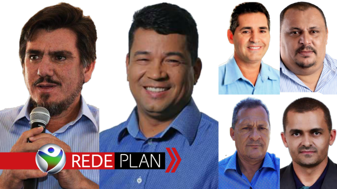 ELEIÇÕES MUNICIPAIS 2018: Candidatos à prefeito de Planaltina Goiás | RP