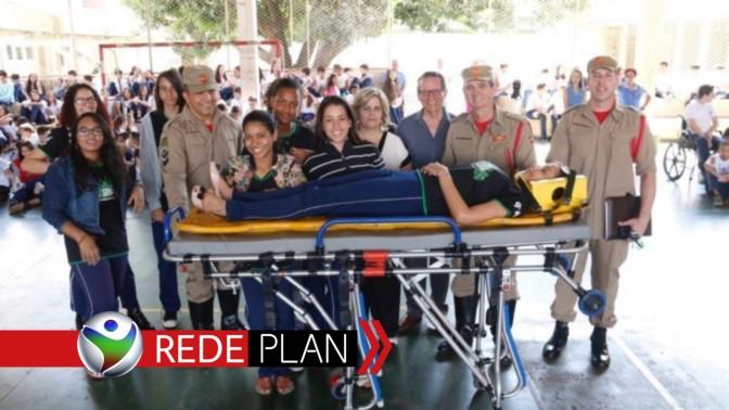 Corpo de Bombeiros de Planaltina-GO oferece curso de primeiros socorros gratuito   RP