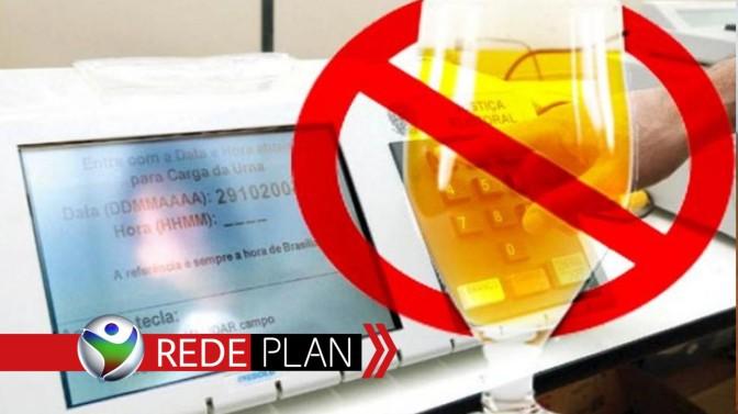 Está proibido a venda de bebidas alcóolicas em Planaltina-GO até 18h de domingo (28) | RP