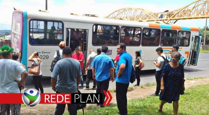 Jovem grávida passa mal dentro de ônibus de Planaltina-GO e SAMU é acionada   RP