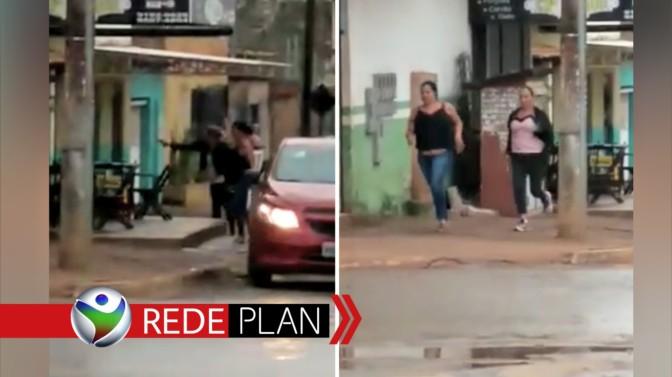 BANG-BANG: Mulher dá tiros após ser cobrada em Bar em Planaltina Goiás | RP