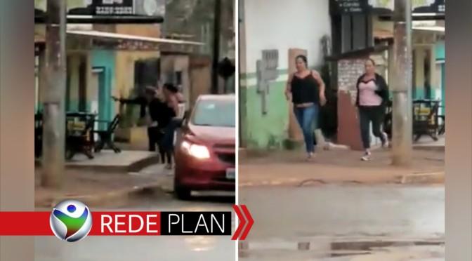 BANG-BANG: Mulher dá tiros após ser cobrada em Bar em Planaltina Goiás   RP