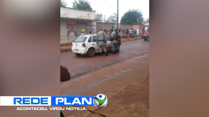 Homem é assassinado dentro do carro no meio da rua no Jardim Paquetá | RP