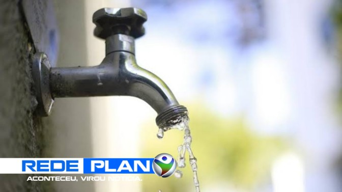 Saneago informa que pode faltar água em toda Planaltina-GO nesta quarta-feira (7) | RP