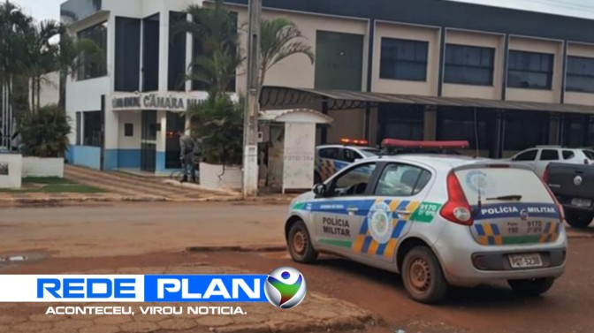 Prefeitura de Planaltina publica nota oficial sobre a prisão do prefeito | RP