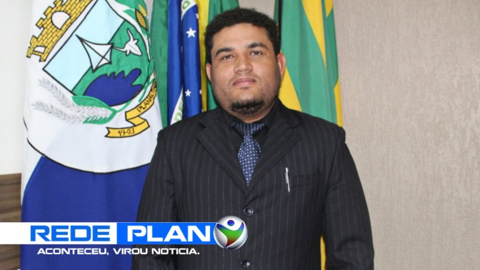 Hernandes Morais é o novo prefeito de Planaltina Goias | RP