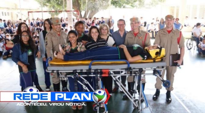 Corpo de Bombeiros de Planaltina-GO oferece curso de primeiros socorros gratuito | RP