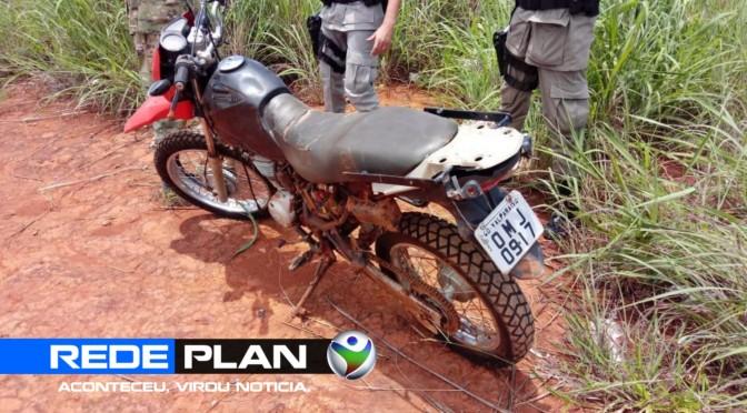 Grupo de airsoft encontra moto roubada no meio da mata durante jogo, em Planaltina-GO | RP