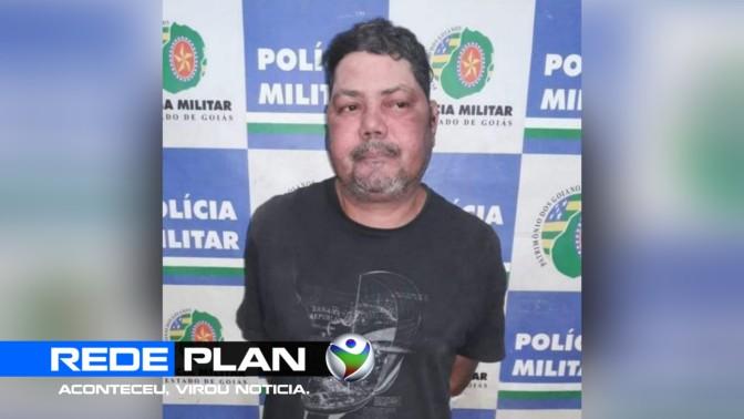 Irmão mata irmão à facadas em Planaltina Goiás e é preso em flagrante | RP
