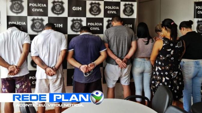 Criminosos de Planaltina-GO são presos na operação Keycode da Polícia Civil do DF | RP