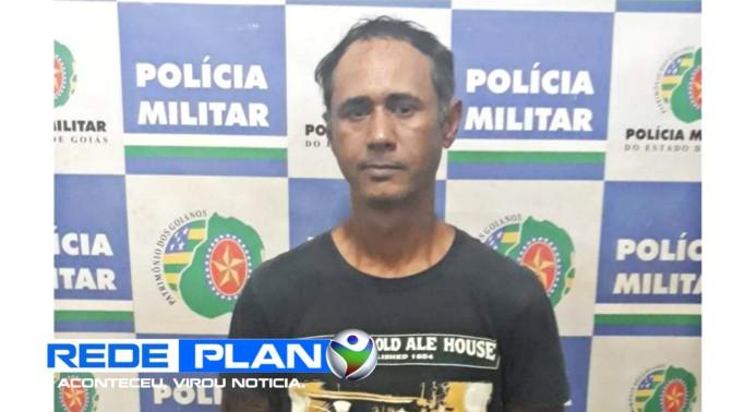 Polícia prende suspeito de ter assassinado borracheiro em Planaltina Goiás | RP
