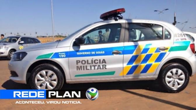 Após cometer assalto em Planaltina Goiás, menor de idade é apreendido em Formosa | RP