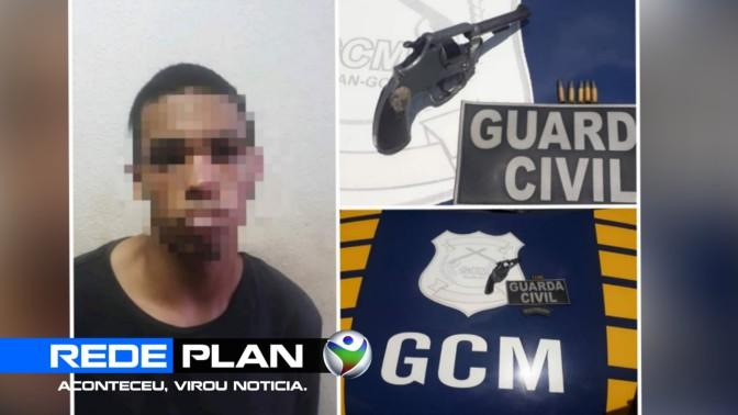 GCM de folga apreende menor de idade após tentativa de assalto, em Planaltina-GO | RP