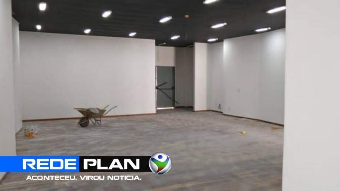 CEU das artes do Paquetá está na fase final e em breve deve ser inaugurada | RP