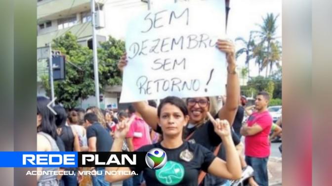 Sem pagamento de dezembro, paralisação de professores se espalha por Goiás | RP