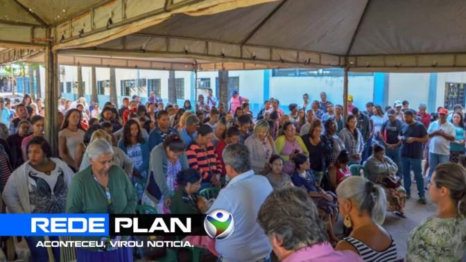 Planaltinenses realizam exames gratuitos através de parceria de clínica móvel e prefeitura   RP