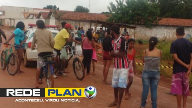 Homem é encontrado morto no bairro Jardim Paquetá, em Planaltina Goiás   RP