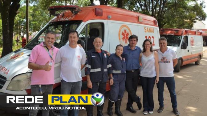 Prefeitura restaura ambulância reserva que estava parada há dois anos | RP