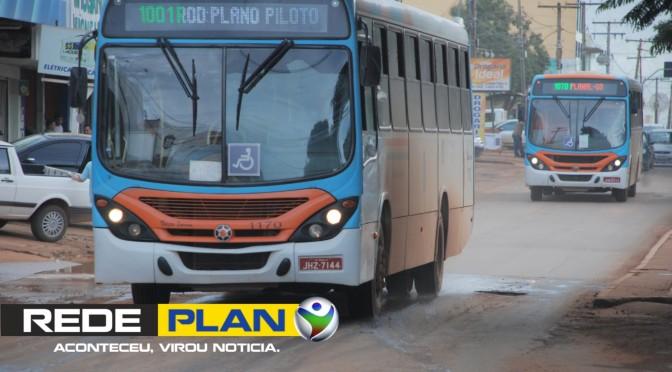 Passageiros são assaltados em ônibus da Viação Expresso nesta madrugada de quarta (27) | RP