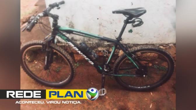 PM recupera bicicleta que havia sido furtada na manhã desta sexta (8) | RP