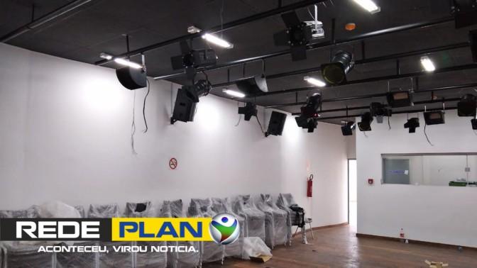 O Centro de Artes e Esportes Unificados do Paquetá será inaugurado essa semana   RP