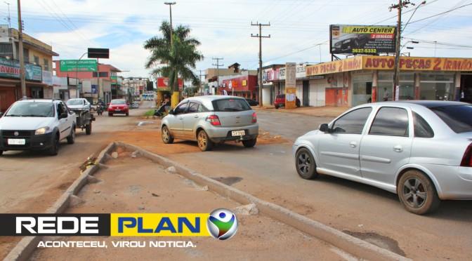 Motoristas reclamam de obra da prefeitura que mudou trânsito: 'ficou uma merd*' | RP
