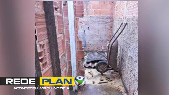 Após ter casa incendiada, moradora de Planaltina Goiás precisa de doações | RP