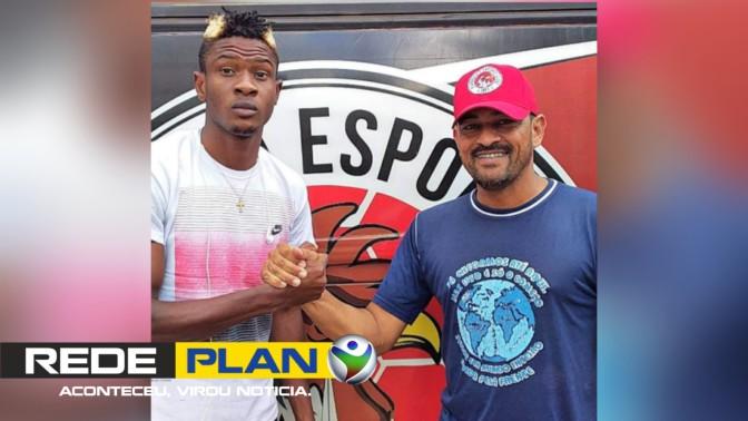 Jornal internacional destaca jogador do Planaltina Esporte Clube | RP