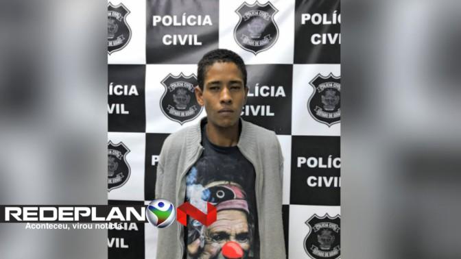 Polícia Civil prende acusado de estuprar mulher em Planaltina Goiás   RP