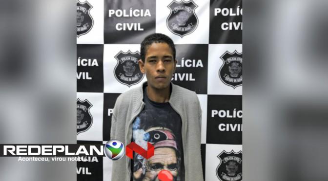 Polícia Civil prende acusado de estuprar mulher em Planaltina Goiás | RP