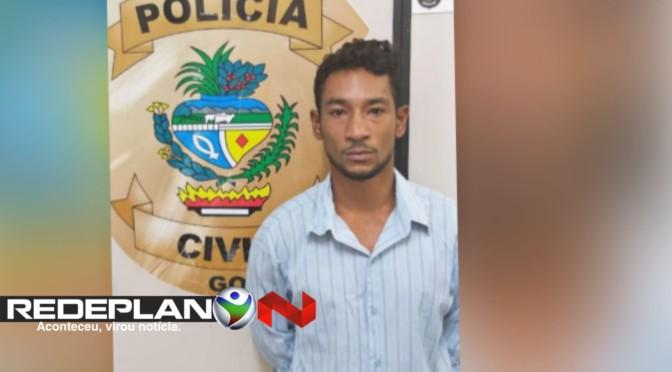 Polícia prende homem acusado de matar o próprio pai em Planaltina Goiás | RP