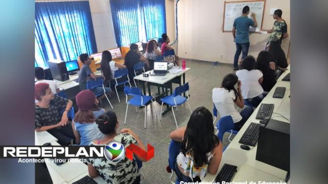 Recode e Facebook promovem inclusão digital de jovens em Planaltina-GO | RP