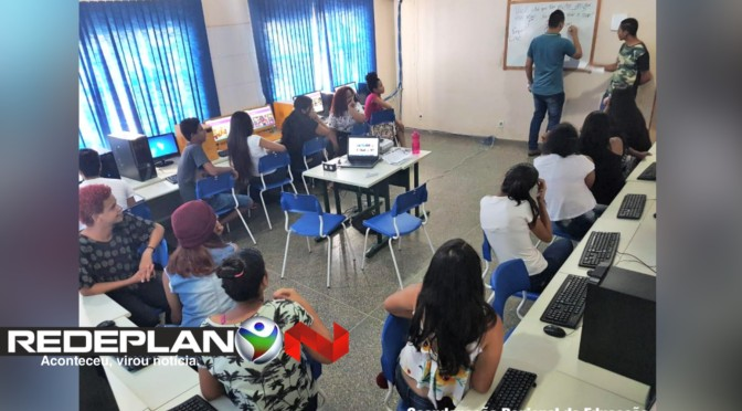 Colégio de Planaltina Goiás oferece curso gratuito à alunos | RP