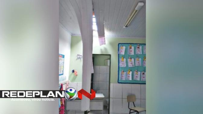 Após ser invadida e ter TVs furtadas, pais lutam para conseguir nova TV para Escola | RP