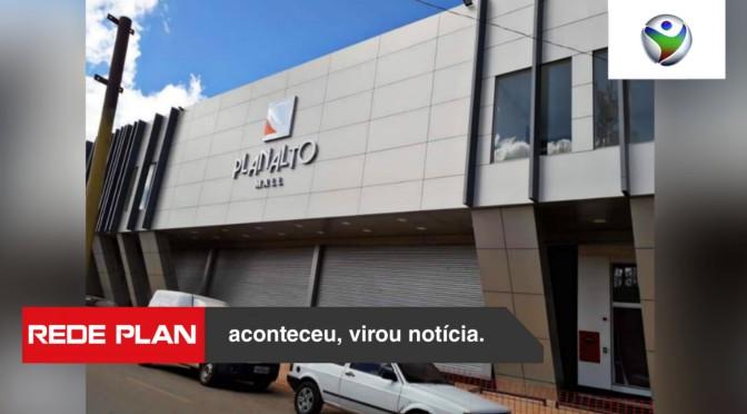 Galeria no centro de Planaltina-GO deve ser inaugurada em breve, e vai faltar estacionamento   RP