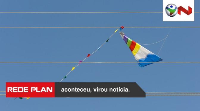 Enel Goiás alerta para os riscos do contato de pipas com a rede elétrica | RP