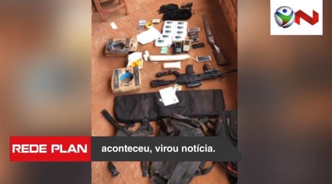 Polícia Civil prende autores de tentativa de furto ao banco do Brasil | RP