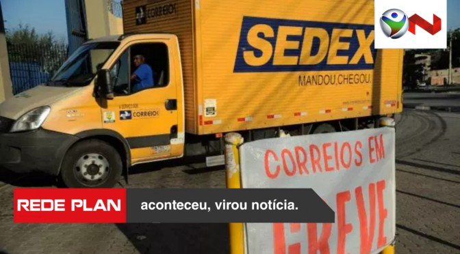 Funcionários dos Correios iniciam greve nesta quarta-feira (31) | RP